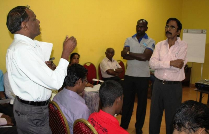 Transitional Justice workshop in Badulla