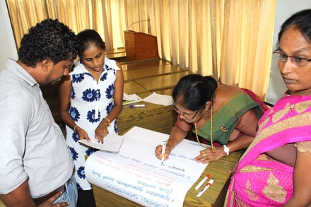 Diverse Topics Discussed At Colombo Workshop