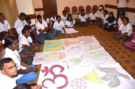 Conflict Transformation Training for Youth in Colombo