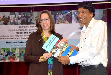 Pluralism Charter Launched at National Inter Religious Symposium
