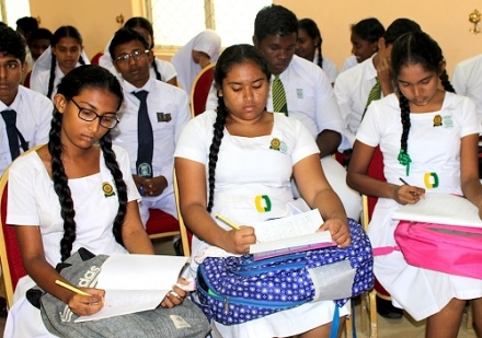 Reconciliation Seminars for Youth in Trincomalee and Batticaloa