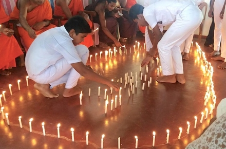 Remembering Easter Sunday Attack Victims in Hambantota and Tangalle