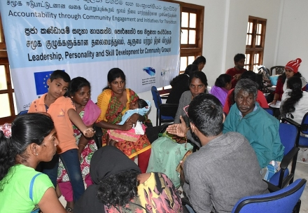 Empowering Marginalised Communities in Nuwara Eliya
